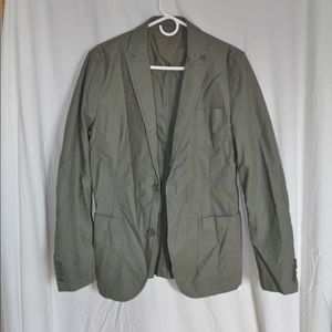 Other - 🔴CLOSET CLEAR OUT🔴 Military green blazer